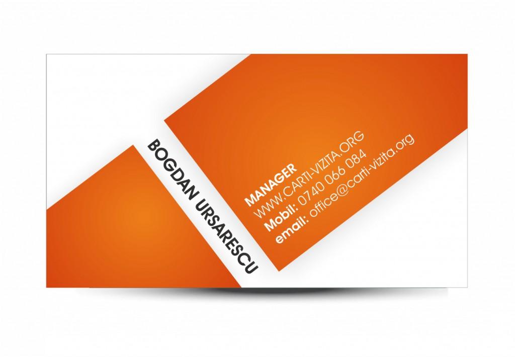 modele carti de vizita business