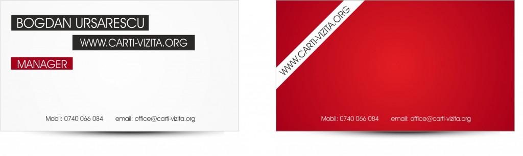 Carti de vizita etichete