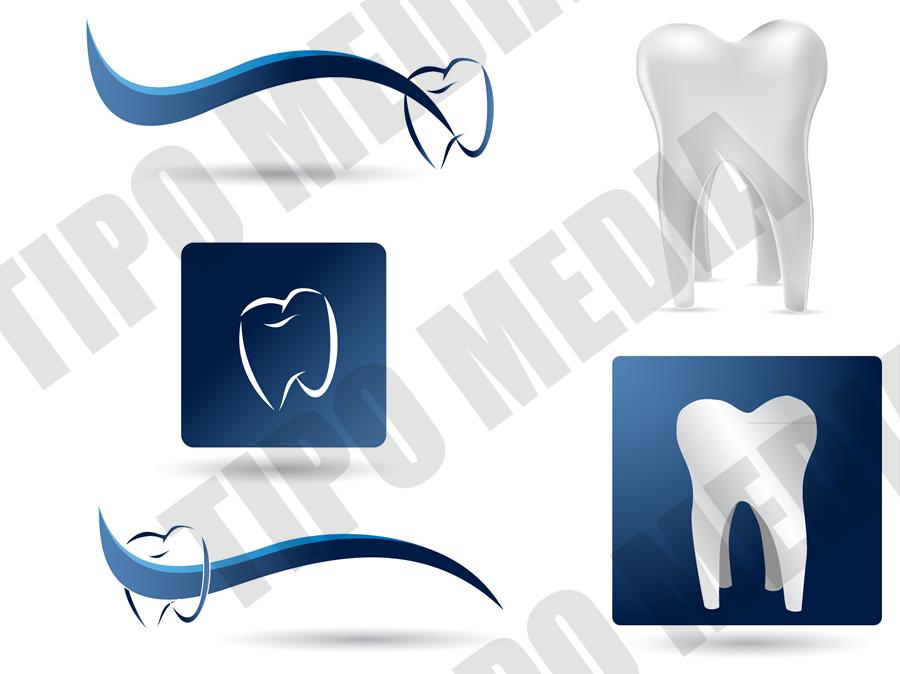 Logo-uri - Sigle dentist medic stomatolog