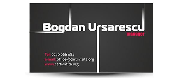 carte vizita web designer