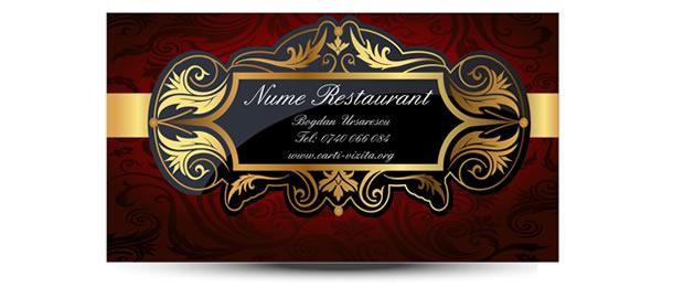 card restaurant