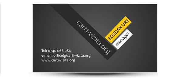 carte de vizita firma asigurari