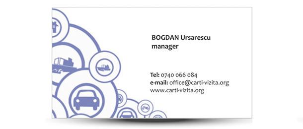 carte de vizita asigurari auto