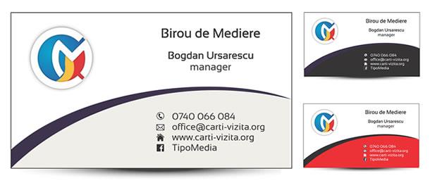 Carti de vizita mediatori