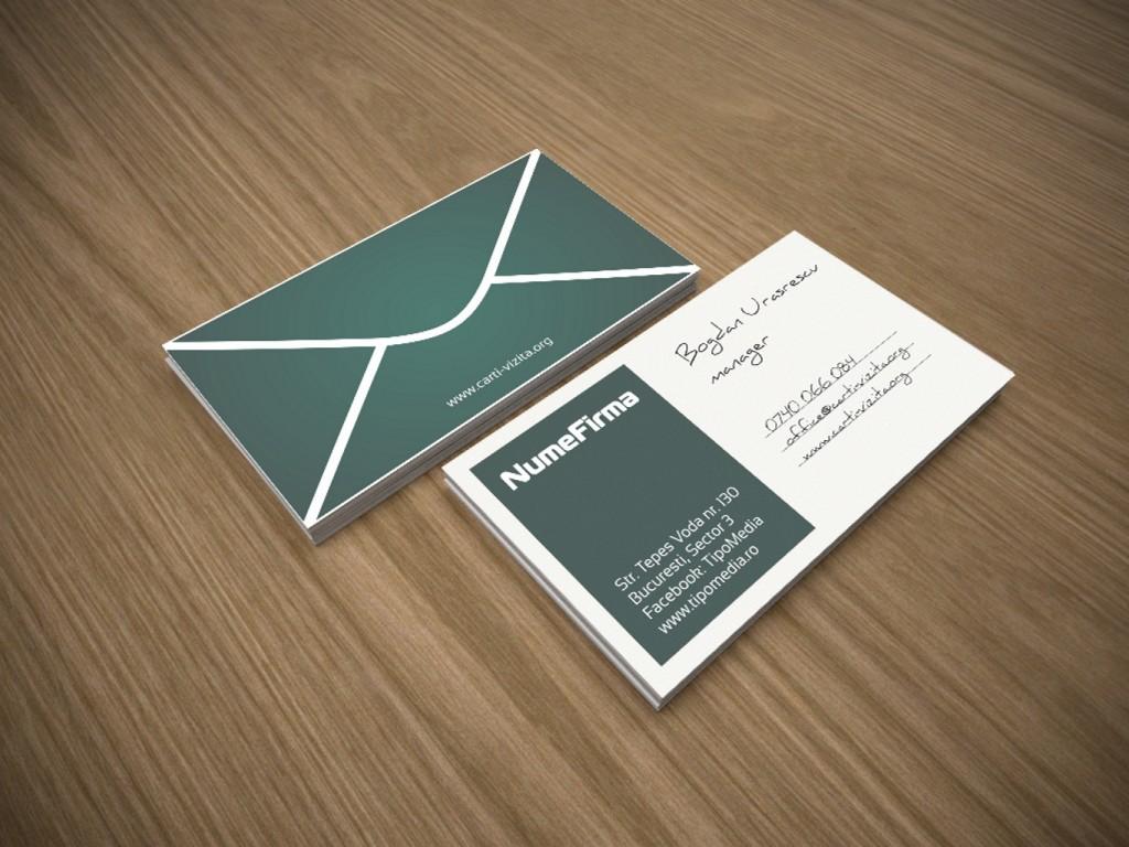 Carti de vizita scrisoare